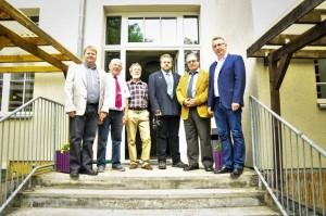 Na zjeździe Glogauer Heimatbund 2016