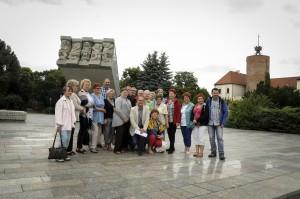 Wizyta Stowarzyszenia sympatyków Malczyc i okolic w TZG
