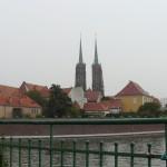 Widok na Katedrę
