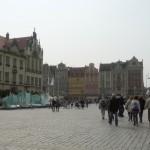 Fontanna na Rynku Starego Miasta