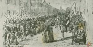 5 - 1812 - przemarsz wojsk Wielkiej Armii przez G.