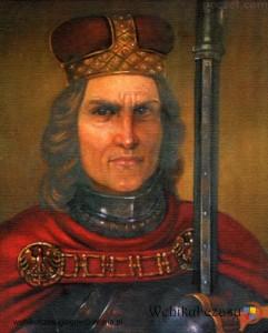 3 - 1369, zm.Henryk V +¬elazny, Bierwiaczonek