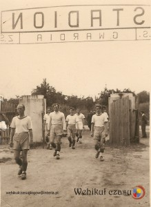 7 - 1952 - 1 maja stadion Gwardii