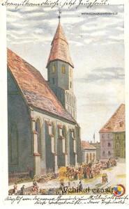5 - 1525 - Kosciół św. Stanisława, plac Franciszkański