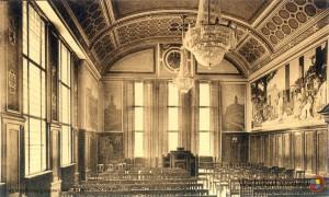 7 - 1912 - Aula Szkoła Gimn. Evang