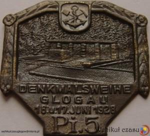 8 - 1928 - odznaka pomnik saperow
