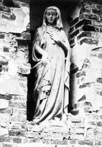 Salomea w głogowskiej kolegiacie